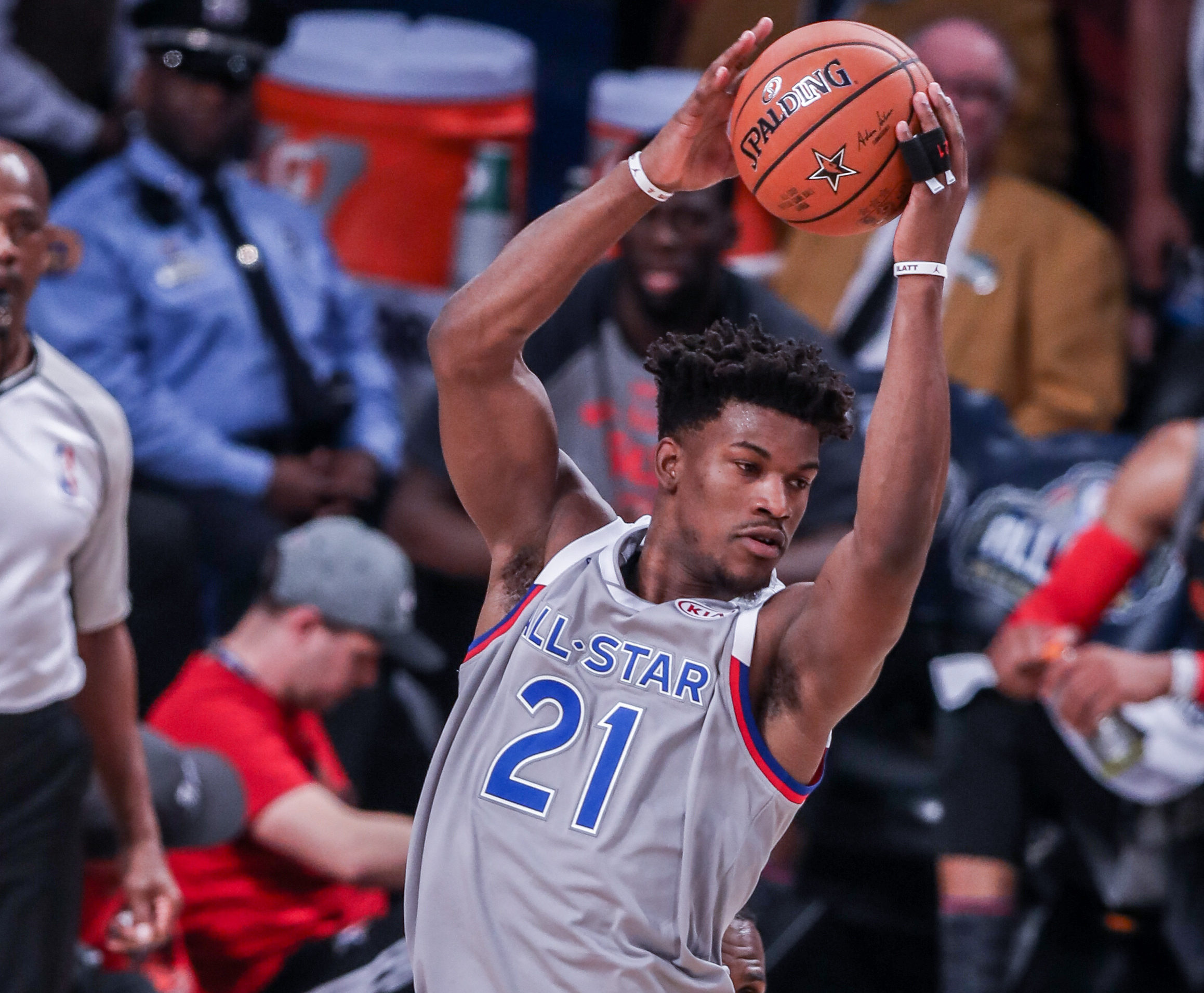 Jimmy Butler Interested In A Move To South Beach Sportzbonanza