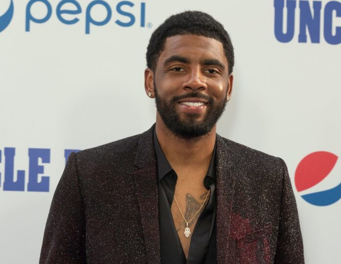 Kyrie Irving in 2018